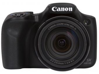 Купить Фотокамера Canon PowerShot SX530 IS HS Black