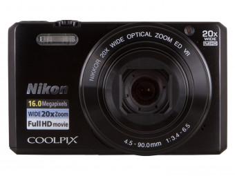 Купить Фотокамера Nikon Coolpix S7000 Black