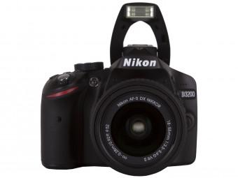 Купить Фотокамера со сменным объективом Nikon D3200 kit 18-55 VR II