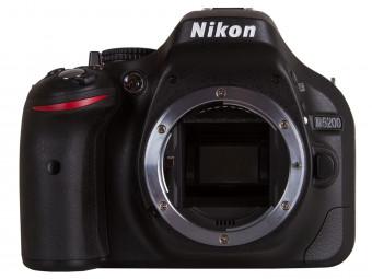 Купить Фотокамера со сменным объективом Nikon D5200 body Black