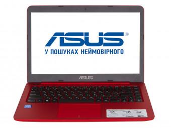 Купить Ноутбук Asus E402SA-WX004D Red