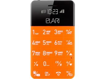 Купить Мобильный телефон Elari CardPhone Orange (LR-CP-RNG)
