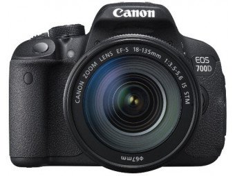 Купить Фотокамера со сменным объективом Canon EOS 700D Kit 18-135 STM