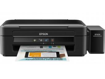 Купить МФУ цветной печати Epson L362 (C11CE55401)