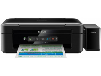 Купить МФУ Epson L366 c WI-FI (C11CE54403)