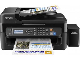Купить МФУ цветной печати Epson L566_c WI-FI