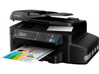 Купить МФУ Epson L655 (C11CE71403) c WI-FI