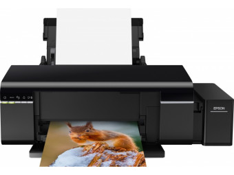 Купить Принтер для цветной печати Epson L805 c WI-FI