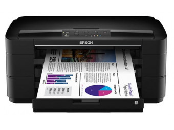 Купить Принтер Epson WorkForce WF7015  (C11CB59311) c WI-FI