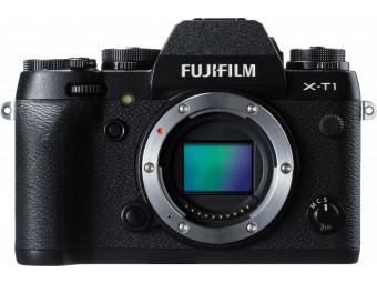 Купить Фотокамера со сменным объективом Fujifilm X-T1 Body