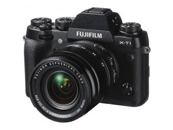 Купить Фотокамера со сменным объективом Fujifilm X-T1 Kit 18-55 OIS Black