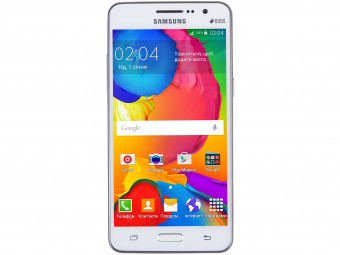 Купить Смартфон Samsung G531H/DS Grand Prime VE White