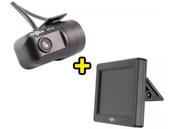 Купить Видеорегистратор Gazer H714 + Монитор авто MC135