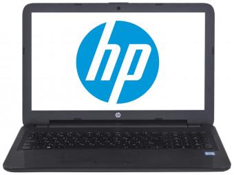 Купить Ноутбук HP 15-ac648ur (V4P06EA) Black
