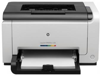 Купить Принтер для цветной печати HP Color LJ CP1025nw (CE918A) с Wi-Fi