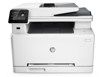 Купить МФУ цветной печати HP Color LJ Pro M274n (M6D61A)