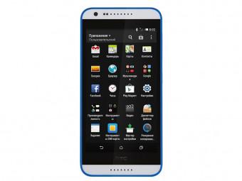 Купить Смартфон HTC Desire 620G DS White Blue