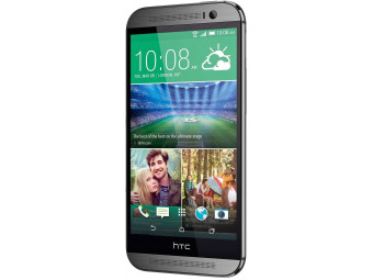 Купить Смартфон HTC One (M8) Dual Sim Gunmetal Grey
