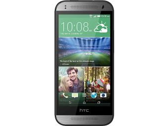 Купить Смартфон HTC One M8 Mini 2 Metal Grey