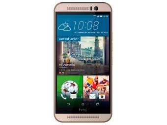 Купить Смартфон HTC One M9 Gold on Silver