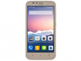 Купить Смартфон Huawei Y625 Gold