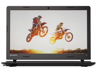 Купить Ноутбук Lenovo IdeaPad 100-15 (80MJ00FBUA) Black