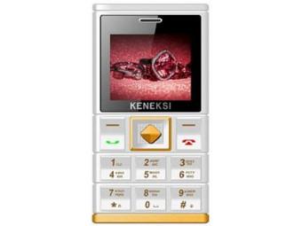 Купить Мобильный телефон Keneksi ART (M1) Dual Sim White
