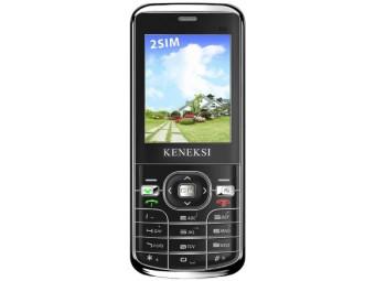 Купить Мобильный телефон Keneksi K4 Dual Sim Black