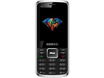 Купить Мобильный телефон Keneksi K6 Dual Sim Black