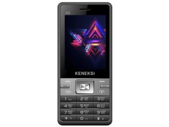 Купить Мобильный телефон Keneksi K8 Dual Sim Black