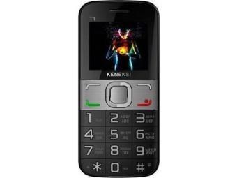 Купить Мобильный телефон Keneksi T1 Dual Sim Black