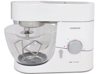 Купить Кухонная машина Kenwood KMC055 KM KW GL BOWL+KAH357+501 WH INT