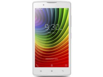 Купить Смартфон Lenovo A2010 White