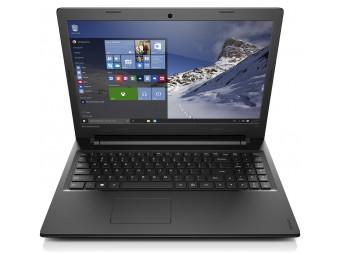 Купить Ноутбук Lenovo IdeaPad 100-15 IBD (80QQ00KJUA) Black