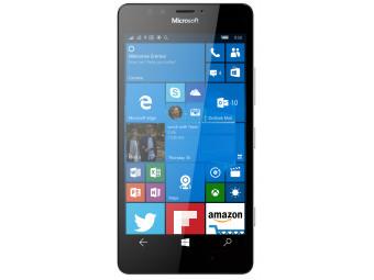 Купить Смартфон Lumia 950 White + док станция HD-500