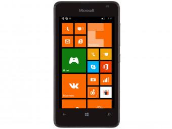 Купить Смартфон Microsoft Lumia 430 DS Black
