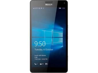 Купить Смартфон Microsoft Lumia 950 XL Black + док станция HD-500