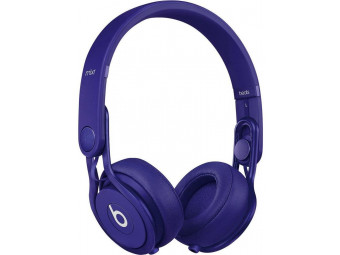 Купить Наушники полноразмерные Beats Mixr High-Performance Professional Headphones Indigo (MHC92ZM/A)
