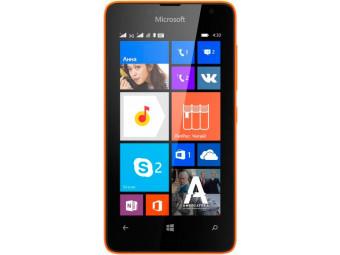 Купить Смартфон Microsoft Lumia 430 DS Orange