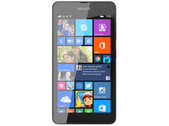 Купить Смартфон Microsoft Lumia 535 DS Black