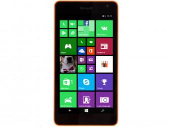 Купить Смартфон Microsoft Lumia 535 DS Orange