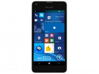 Купить Смартфон Microsoft Lumia 550 White