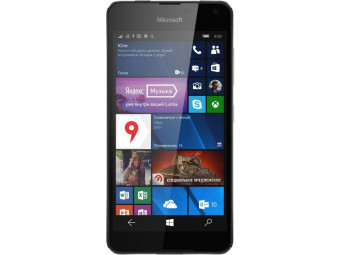 Купить Смартфон Microsoft Lumia 650 DS Black
