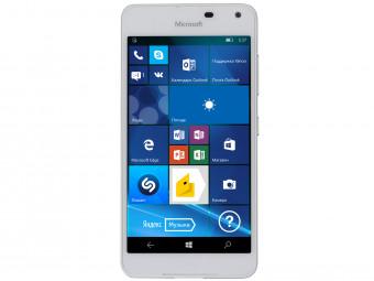 Купить Смартфон Microsoft Lumia 650 RM White