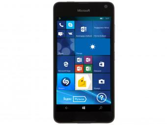 Купить Смартфон Microsoft Lumia 650 SS Black