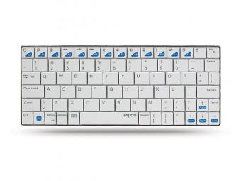 Купить Клавиатура rapoo E6300 BT белая