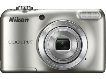 Купить Фотокамера Nikon Coolpix L31 Silver