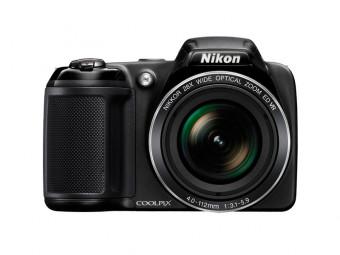 Купить Фотокамера Nikon Coolpix L340 Black