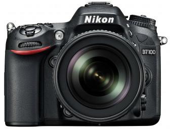 Купить Фотокамера со сменным объективом Nikon D7100 Kit 18-105 VR