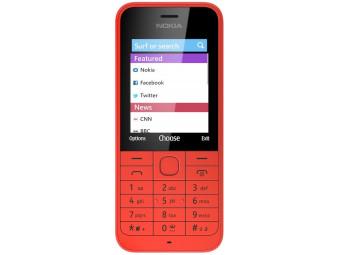 Купить Мобильный телефон Nokia 220 Dual Sim Red